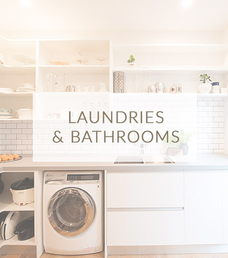 Laundries, Bathrooms & Office Design Services